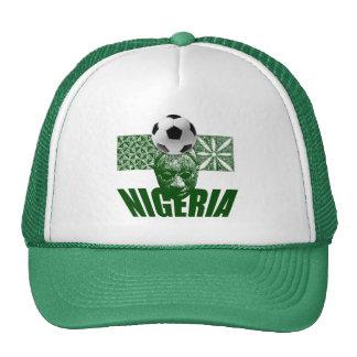 Regalos culturales de las ilustraciones del fútbol gorros bordados
