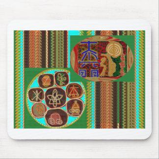 REGALOS curativos 99 del CUIDADO del vintage de Tapetes De Raton