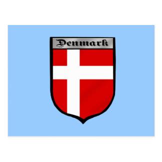 Regalos daneses del emblema de la insignia del esc postales