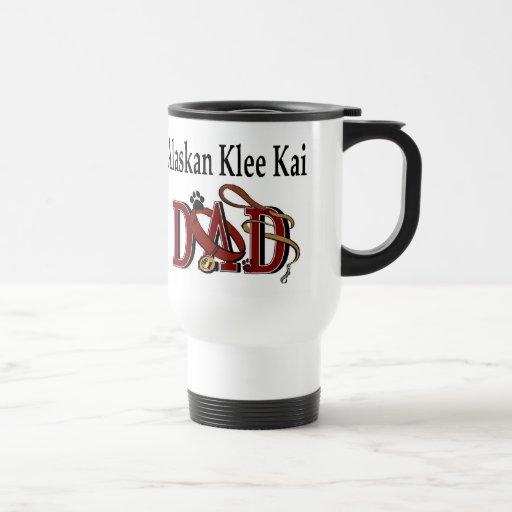 Regalos de Alaska de Klee Kai Taza De Café