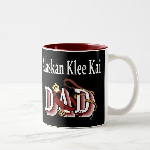 Regalos de Alaska de Klee Kai Tazas De Café