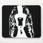 Regalos de Basset Hound - Mousepad Tapete De Ratón