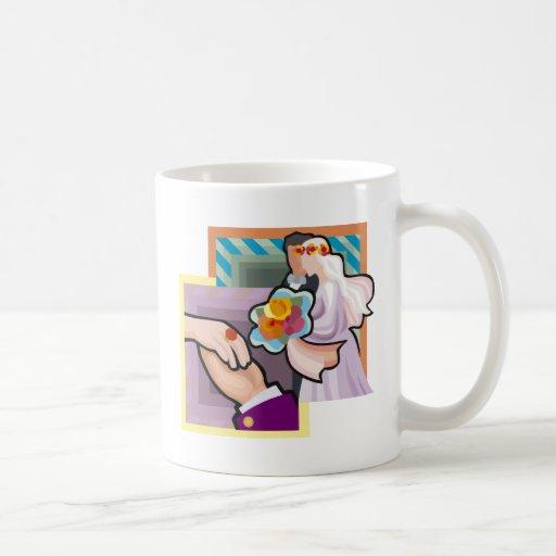 Regalos de boda 20 taza básica blanca