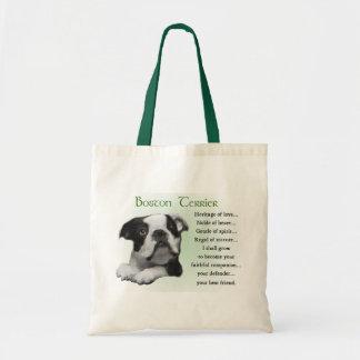 Regalos de Boston Terrier Bolsa