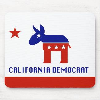 Regalos de California Demócrata Mousepads