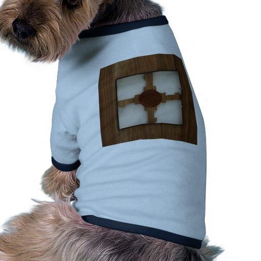 Regalos de centro de la característica del balonce camiseta de perro