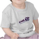 Regalos de Chillaxin LaCrosse LAX Camiseta