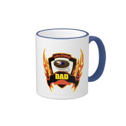 Regalos de consumición del día de padres del papá  taza de café