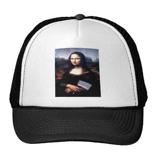 Regalos de cumpleaños clásicos de Mona Lisa Gorra
