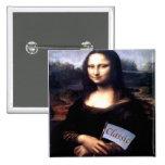Regalos de cumpleaños clásicos de Mona Lisa Pins