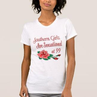 Regalos de cumpleaños para los chicas meridionales camisas