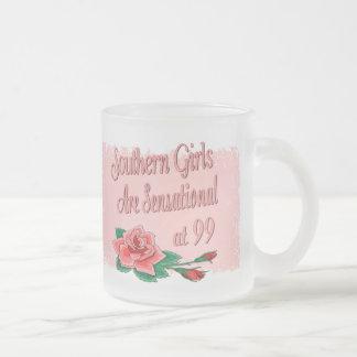 Regalos de cumpleaños para los chicas meridionales taza de café