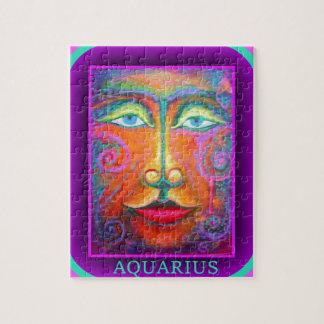 Regalos de cumpleaños púrpuras del acuario por Sha Puzzle Con Fotos