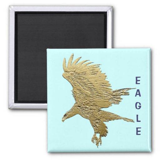 """Regalos de Eagle del """"niño bonito"""" Iman Para Frigorífico"""