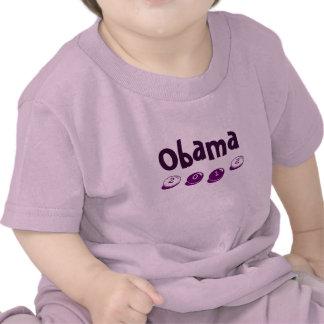 Regalos de encargo de Obama Camiseta