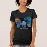 Regalos de Extradinair de los ópalos negros por Sh Camiseta