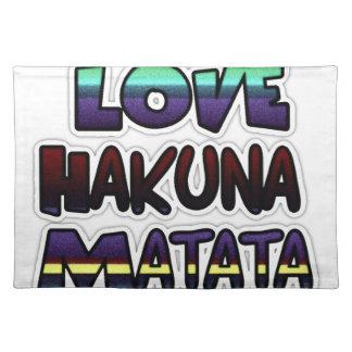 Regalos de Hakuna Matata del amor