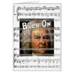 Regalos de Juan Bach Tarjeta