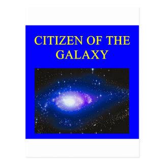 regalos de la astronomía postal