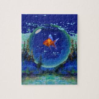 Regalos de la burbuja del Goldfish por Sharles Puzzle