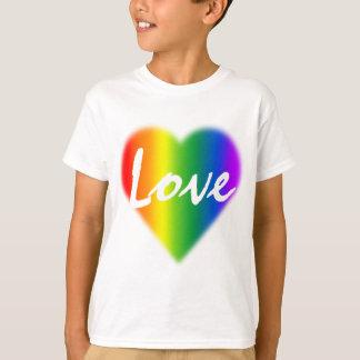 Regalos de la camiseta del orgullo gay del niño de