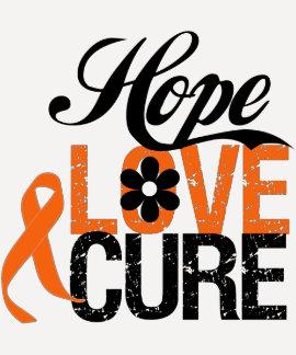 Regalos de la curación del amor de la esperanza de poleras