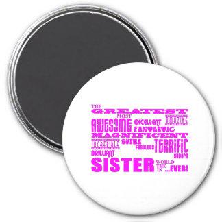 Regalos de la diversión para las hermanas La herm Iman