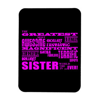 Regalos de la diversión para las hermanas La herm Iman Flexible
