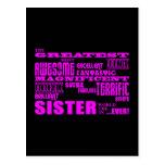 Regalos de la diversión para las hermanas: La Postal