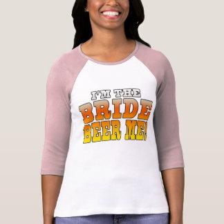 Regalos de la diversión para las novias: ¡Soy la n Camiseta