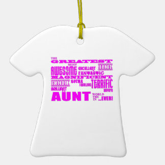 Regalos de la diversión para las tías La tía más