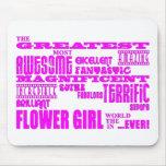Regalos de la diversión para los floristas: El flo Tapetes De Raton