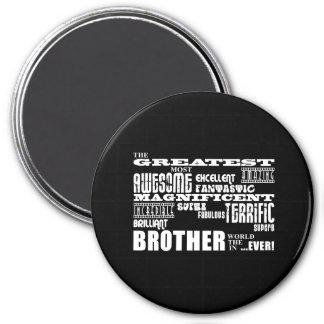 Regalos de la diversión para los hermanos Brother Imanes De Nevera