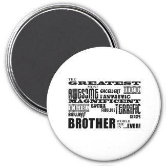 Regalos de la diversión para los hermanos Brother Iman De Frigorífico