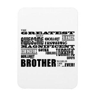 Regalos de la diversión para los hermanos Brother Imanes