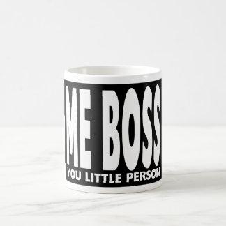 Regalos de la diversión para los jefes: Yo Boss Taza Clásica