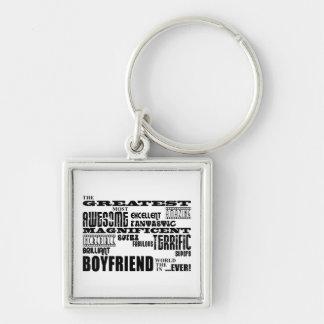 Regalos de la diversión para los novios: El novio  Llavero Personalizado