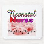 Regalos de la enfermera de Neonatal/NICU Alfombrilla De Ratón