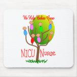 Regalos de la enfermera de NICU, bebés adorables e Alfombrillas De Ratón