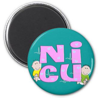 Regalos de la enfermera de NICU Imán Redondo 5 Cm