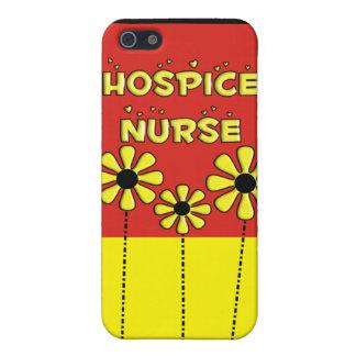 Regalos de la enfermera del hospicio iPhone 5 carcasa