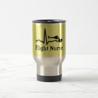 Regalos de la enfermera del vuelo tazas