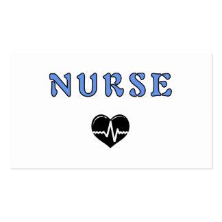 Regalos de la enfermera tarjetas personales