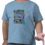 Regalos de la escuela de las camisetas y de los