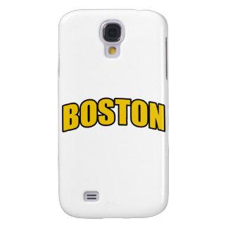 Regalos de la fan de hockey de Boston Funda Para Galaxy S4