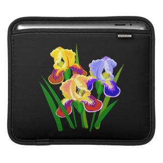 Regalos de la flor fundas para iPads