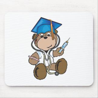 Regalos de la graduación de la enfermera y graduad alfombrillas de ratones