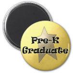 Regalos de la graduación de Pre-K Imanes Para Frigoríficos