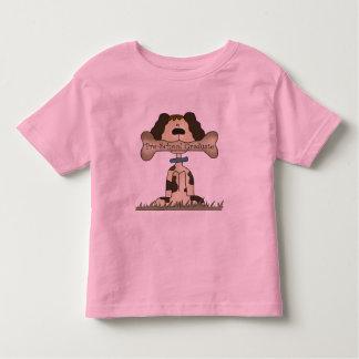 Regalos de la graduación del preescolar t-shirts