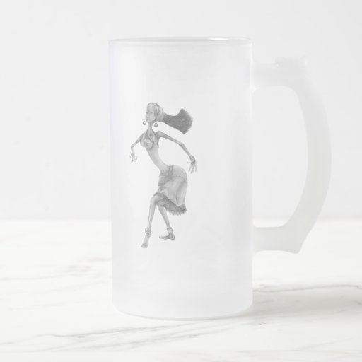 Regalos de la hija del jefe taza de cristal